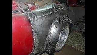 А вы видели такой шедевр! купил старый Запорожец и сделал эксклюзив.   ЗАЗ 965 Закос под классику!