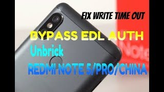 bricked note 5 pro - Видео смотреть