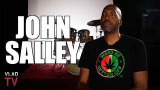 John Salley on Getting Interviewed on 'The Last Dance': They Used VladTV Tactics on Me (Part 7)