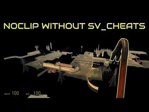 Half-Life 2 Noclip Fun Secrets - смотреть онлайн на Hah Life