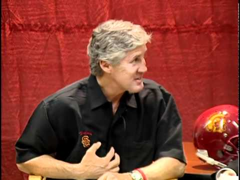 Sample video for Pete Carroll