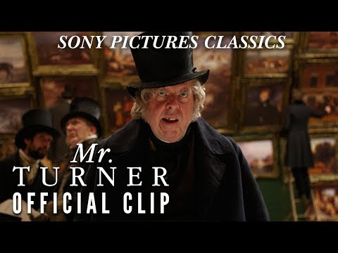Mr. Turner (1st Clip 'Hello Mr. Turner')