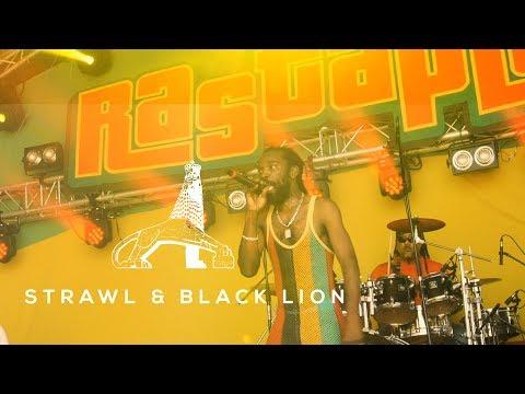 African Story - Strawl & Black Lion [Rastaplas 2018]...
