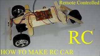 homemade rc car easy - ฟรีวิดีโอออนไลน์ - ดูทีวีออนไลน์