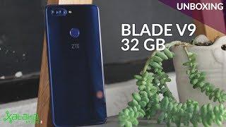 """ZTE Blade V9 (32GB), UNBOXING: más RAM, más colores y """"Android Puro"""""""
