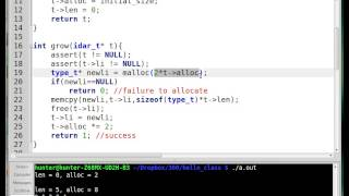 Dynamic Array with Structs! C Tutorial 17