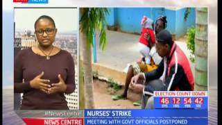 Nurses' Officials to hold a meeting in the quest to end the current stalemate