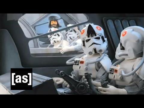 Závody na planetě Hoth