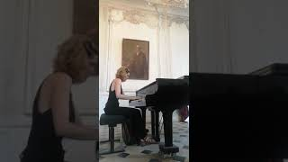 Frédéric CHOPIN Etude opus 25 No 12 in C minor (Emmanuelle Stephan)