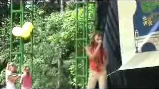 Кондратова Ксения - Плакала Звезда (2007г.)