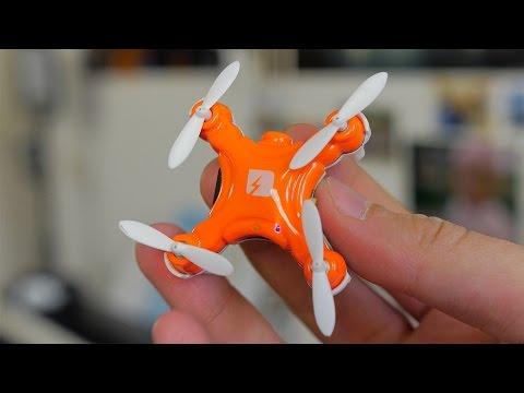 SKEYE Nano Drohne Review!