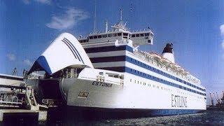 The Estonia Disaster   Cruise Ship Sinking Documentary 2017