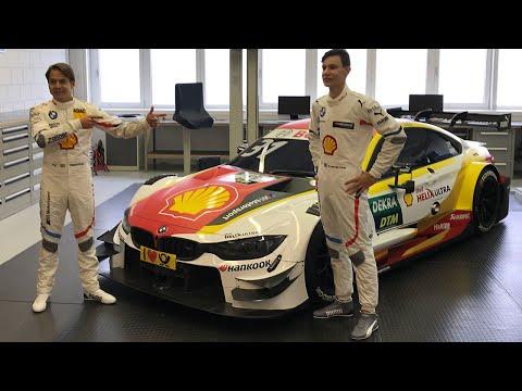 Sheldon van der Linde & Augusto Farfus | Teammates