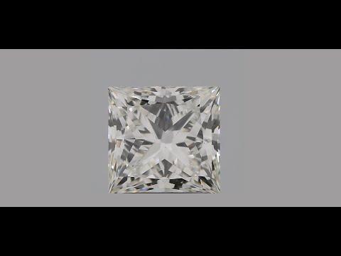 Princes Cut CVD Diamond 1.76ct H VVS2 IGI Certified
