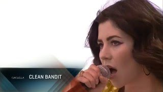 "CLEAN BANDIT feat. MARINA AND THE DIAMONDS | ""Disconnect"" (Coachella Festival)"