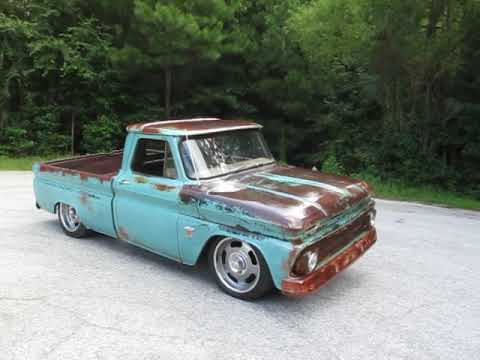 Video of Classic '64 Chevrolet C10 - $13,900.00 Offered by Peachtree Classic Cars - QPJY