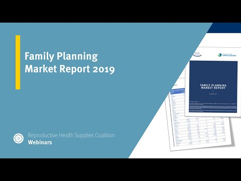 Family Planning Market Report 2019