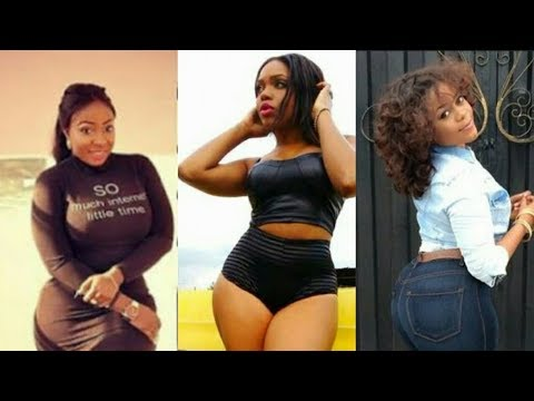 MEET THE 9 HOTTEST & MOST CURVY NIGERIAN CELEBRITIES 2018