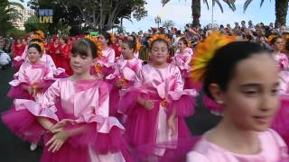Blumenfest Madeira April 2016