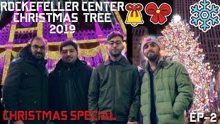 Rockefeller Center Christmas Tree 2019 | Malayalam Vlogs USA | New York Mallus Vlog | EP-2
