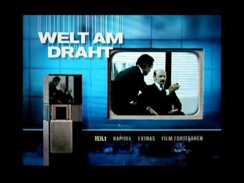 Welt am Draht - Faßbinder / Ballhaus - Simulacron-3