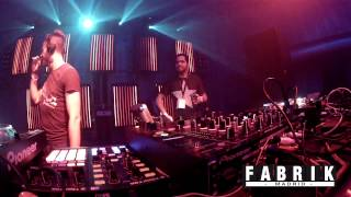 Cesar Almena - Live @ Fabrik Madrid, May 2014