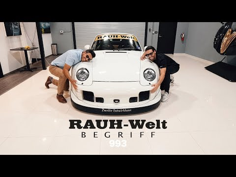 HOW MUCH $$$ AND WHAT IT TAKES TO BUILD AN RWB 993 PORSCHE?