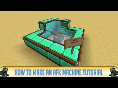 Minecraft - The Best AFK machine  - смотреть онлайн на Hah Life