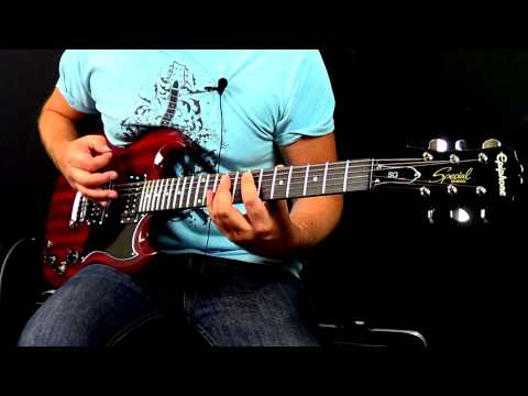 Epiphone SG Special Electric Guitar Review