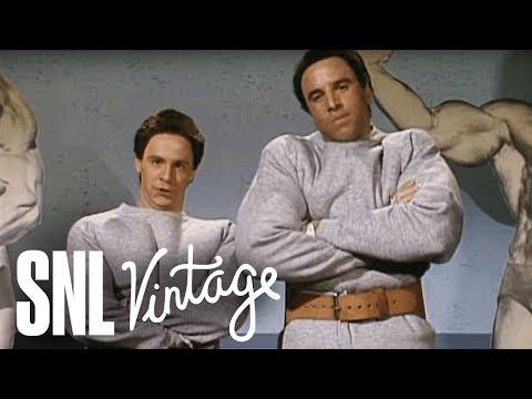 Hanz & Franz: Reply to Jimmy the Greek - SNL