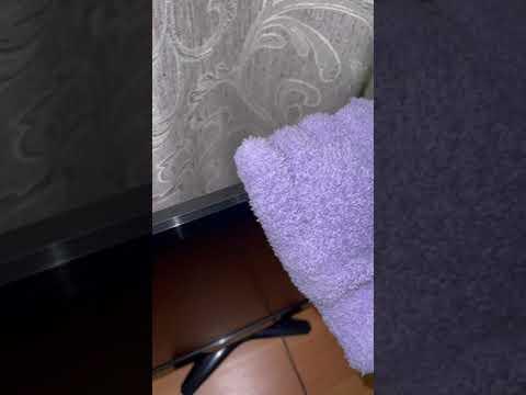 Комплект из 2-х универсальных перчаток NANO SLICED, 21х12 см, (лиловые)