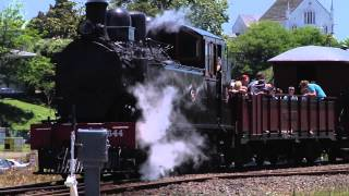 preview picture of video 'Glenbrook Vintage Railway 2012 (HD)'