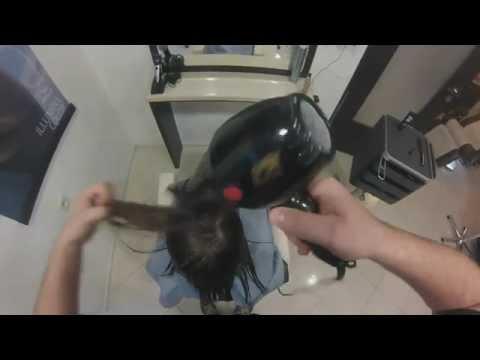 Maska żelatyna po farbowaniu włosów