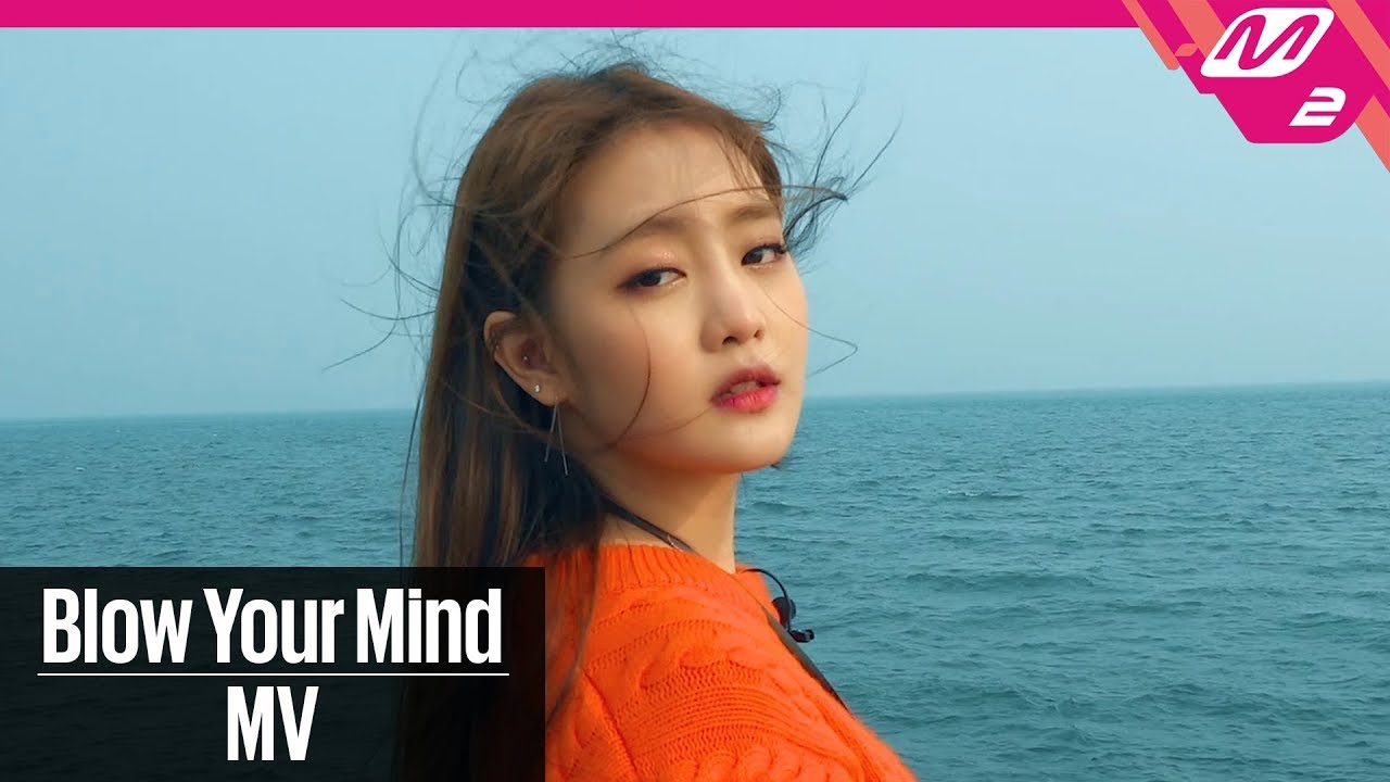 (G)I-DLE 'BLOW YOUR MIND' MUSIC VIDEO