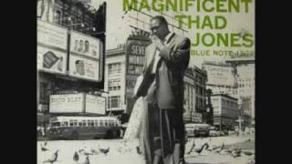 """Thad JONES """"Something to remember you by"""" (1956)"""