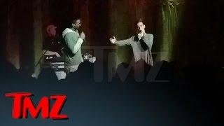 Aaron Carter -- Throws Tantrum ... NO CANDY FOR YOU!!! | TMZ