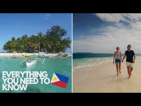 ULTIMATE Travel Guide to the PHILIPPINES 2019