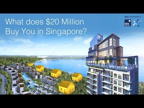 Ultra Luxury Property Market in Singapore
