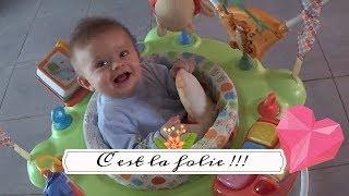 *VLOG 40* ~ Joie A La Maison ,  On A ENFIN Un Traitement Pour Nolhan !