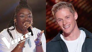 Vitaa & Slimane – Ça va, ça vient | Terence VS Manne | The Voice France 2020 | Battles