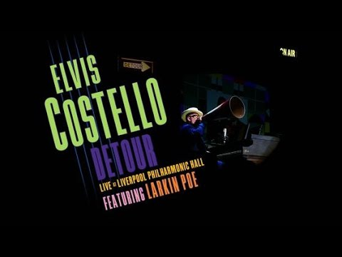 Elvis Costello Detour - Official Trailer (In Theaters Now)