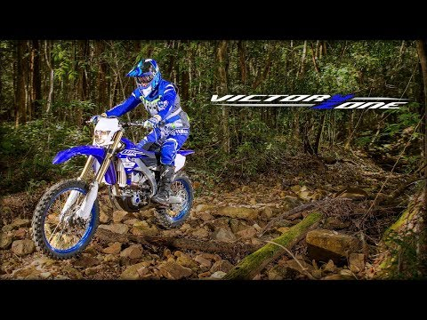 2020 Yamaha WR450F in Escanaba, Michigan - Video 1