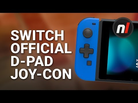 Official $25 D-Pad Joy-Con for Nintendo Switch Coming Soon