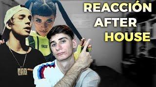(REACCIÓN) AFTER HOUSE   C.R.O Ft. CAZZU
