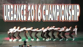 Minilittles Quality - 1st place junior Dance - URBANCE 2016. CHAMPIONSHIP.