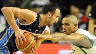 Argentina vs Brazil 2011 FIBA Americas Basketball Championship Final Gold Medal Game FULL GAME HD