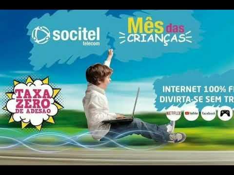Internet de Fibra de Juquitiba está com Promoção no mês das Crianças