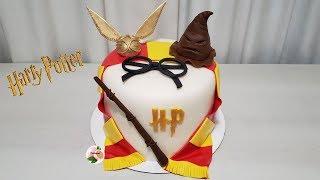 PASTEL  DE HARRY POTTER / HARRY POTTER  CAKE