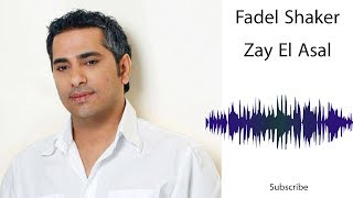 اغاني حصرية Fadel Shaker - Zay El Asal - فضل شاكر زي العسل تحميل MP3