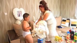 Na mama i tati princovete Nazmi i Cenko Full HD